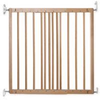 BabyDan® MultiDan Extending Safety Gate in Beechwood