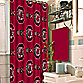 University of South Carolina 72-Inch x 72-Inch Fabric Shower Curtain