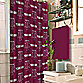 University of Texas A & M University 72-Inch x 72-Inch Fabric Shower Curtain