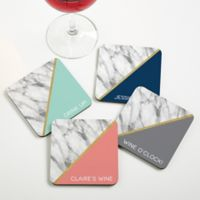 Marble Chic Coaster