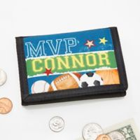 Personalized Ready Set Score Wallet