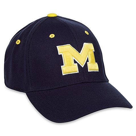 University of Michigan One-Size Adult Fitted Hat