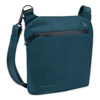 Travelon Anti-theft Active Small Crossbody Bag in Teal