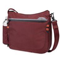 Travelon Anti-theft Active Medium Crossbody Bag in Wine