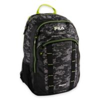 FILA Katana Laptop Backpack in Camo