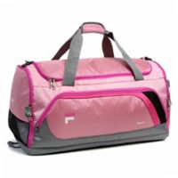 FILA Advantage Small Duffle Bag in Pink