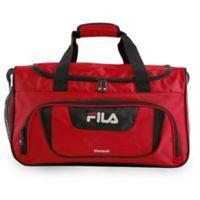 FILA Ace II Small Duffle Bag in Red