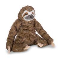 Melissa & Doug® Sloth Plush Toy
