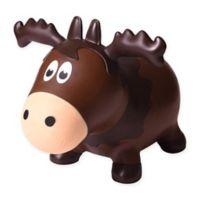 Wildlife Hopper Moose Ride-On Toy