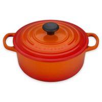 Le Creuset® Signature 2.75 qt. Round Dutch Oven in Flame