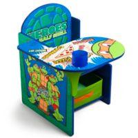 Nickelodeon™ Teenage Mutant Ninja Turtles Chair Desk with Storage Bin