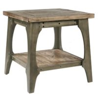 INK+IVY Oliver Console Table in Grey