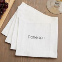 Classic Celebrations Cocktail Napkins (Set of 4)