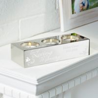In Loving Memory Tealight Candle Holder