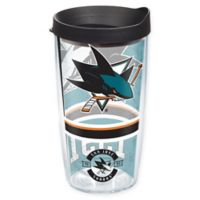 Tervis® NHL San Jose Sharks 16 oz. Wrap Tumbler with Lid