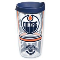 Tervis® NHL Edmonton Oilers 16 oz. Wrap Tumbler with Lid
