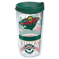 Tervis® NHL Minnesota Wild 16 oz. Wrap Tumbler with Lid