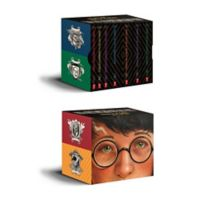 Harry Potter Books 1‑7 Special Edition Boxed Set by J.K. Rowling