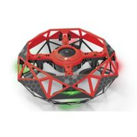 Rivera RC™ Facial Recognition Vortex Drone in Red