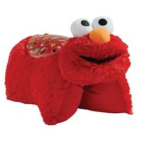 6770881930 Pillow Pets® Sesame Street Friends Elmo Sleeptime Light Night Pillow Pet in  Red