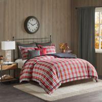 Willamsport Plaid Queen Comforter Set