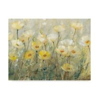 Trademark Fine Art Tim O'Toole Summer In Bloom II 14-Inch x 19-Inch Canvas Wall Art