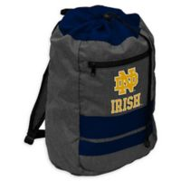 University of Notre Dame Journey Backsack