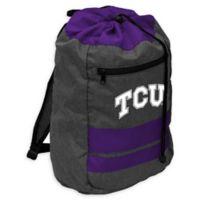 Texas Christian University Journey Backsack