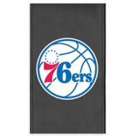 NBA Philadelphia 76ers XZipit Logo Panel