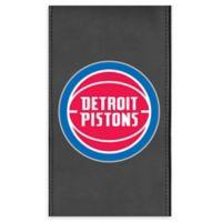 NBA Detroit Pistons XZipit Logo Panel