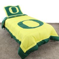 University of Oregon Queen Comforter Set
