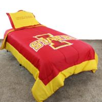 Iowa State University Full Comforter Set