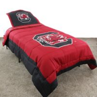University of South Carolina Full Comforter Set