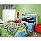 Kas Kids Raceway Twin Bed Skirt