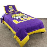 Louisiana State University Full Comforter Set