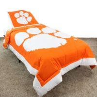 Clemson University Full Comforter Set