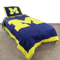 University of Michigan King Comforter Set