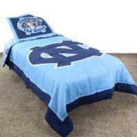 University of North Carolina Queen Comforter Set