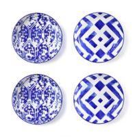 Prima Deisng Indigo Pasta Bowls in Blue (Set of 4)