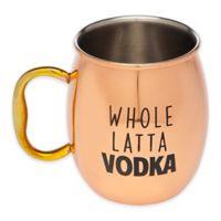 Godinger® Whole Lotta Vodka Moscow Mule Mug