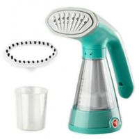 The True & Tidy Garment Steamer in Teal