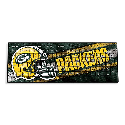 NFL Green Bay Packers Wireless Keyboard