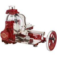 Berkel Volano Tribute Flywheel Slicer in Red