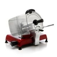 Berkel Red Line 300 Electric Food Slicer in Red