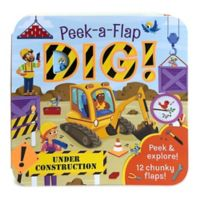 "Cottage Door Press ""Peek-A-Flap Dig"" Book"