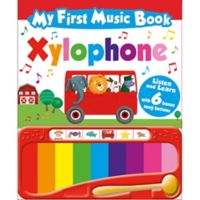 """""""My First Music Book: Xylophone"""" by IglooBooks"""