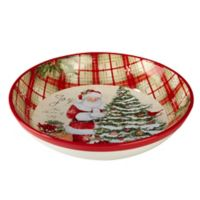Certified International Holiday Wishes© by Susan Winget Serving/Pasta Bowl