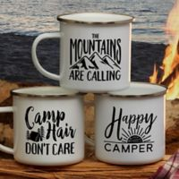 Personalized Outdoor Inspiration Camping Mug