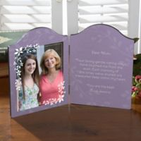Personalized What You Mean To Me Photo Plaque