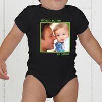 Picture Perfect Personalized Baby Bodysuit